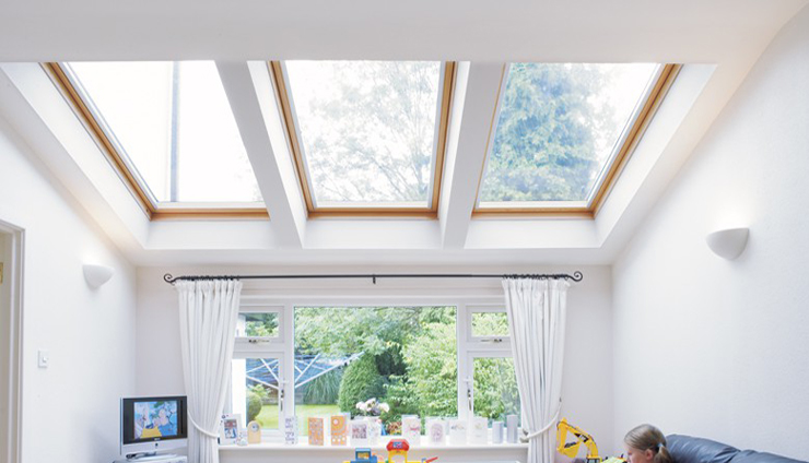 Velux Windows Belfast Russell Roofing Northern Ireland